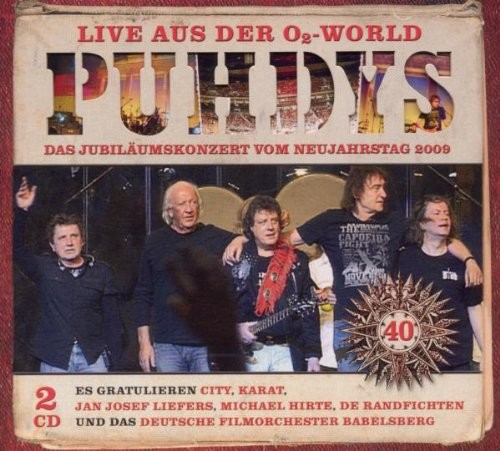 2-CD Live aus der o2-World