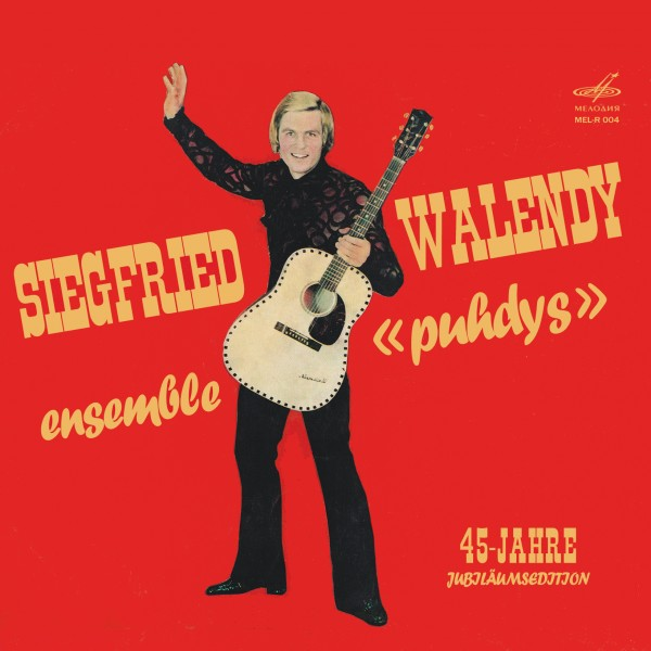 CD Siegfried Walendy & Puhdys - Moskau ´73