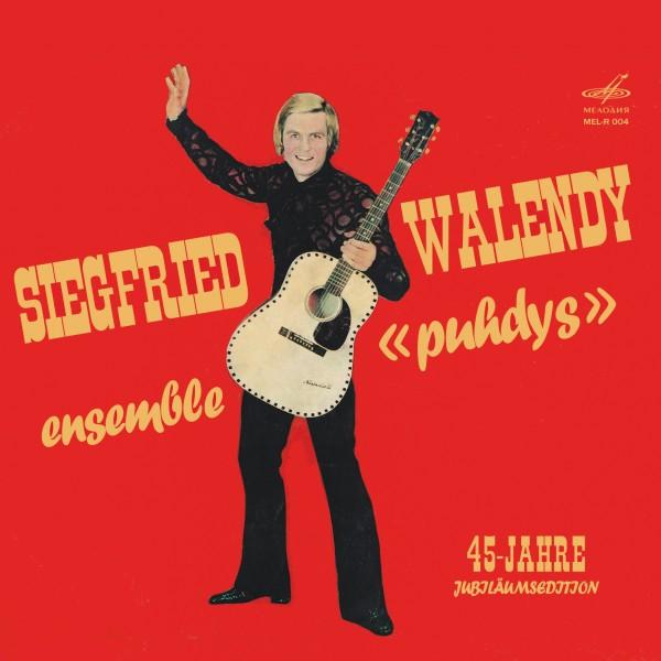 CD Siegfried Walendy & Puhdys - Moskau ´73