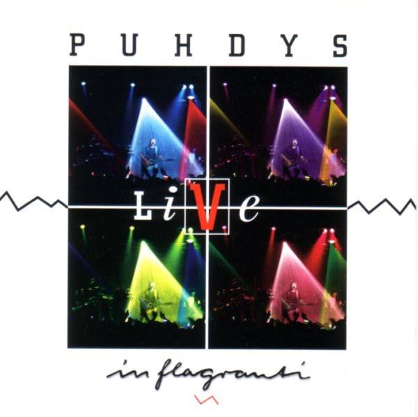 CD Live Inflagranti