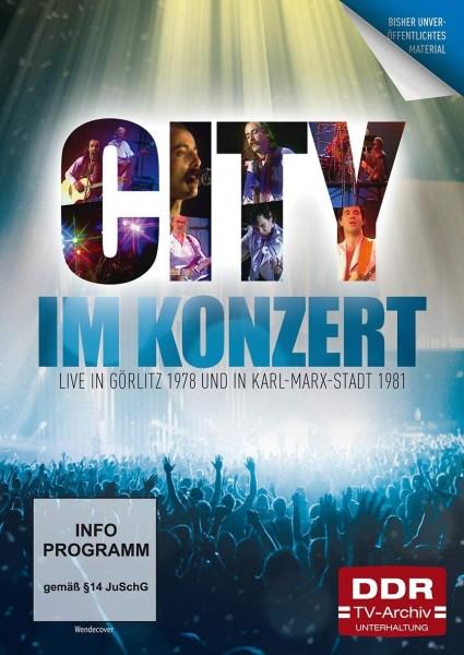 DVD Im Konzert: Görlitz 1978 + Karl-Marx-Stadt 1981