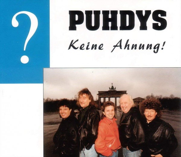 Si-CD Keine Ahnung (3 Tracks)