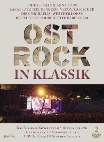 DVD Ost Rock in Klassik live