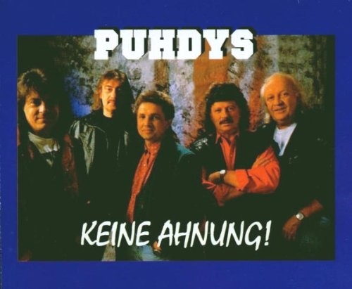 Si-CD Keine Ahnung (4 Tracks)