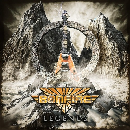 "2-CD Bonfire Legends feat. Dieter ""Quaster"" Hertrampf"