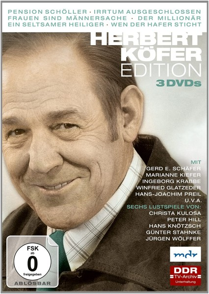 DVD-Box Herbert Köfer Edition