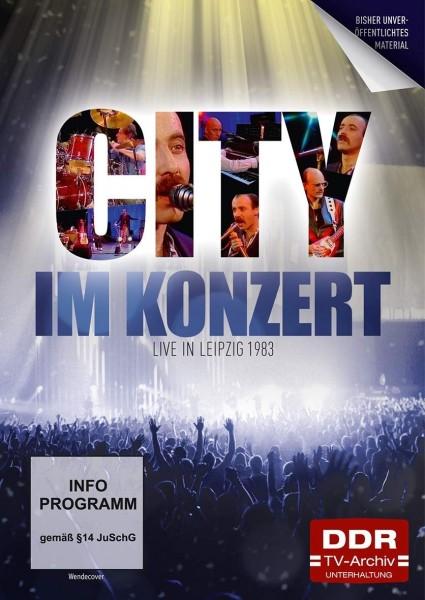 DVD Im Konzert: Leipzig 1983