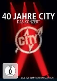 DVD 40 Jahre City - Das Konzert