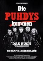 Buch Diskographie Puhdys