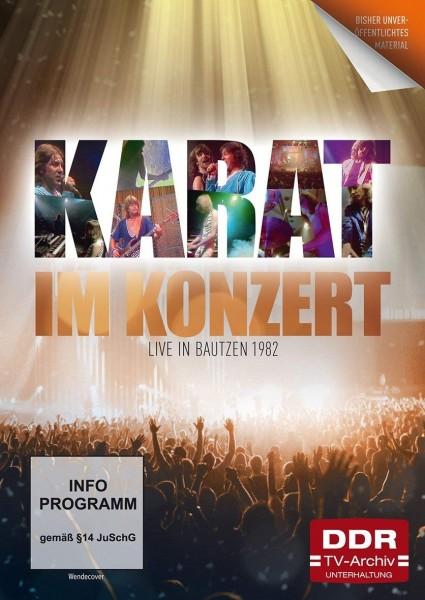 DVD Karat im Konzert