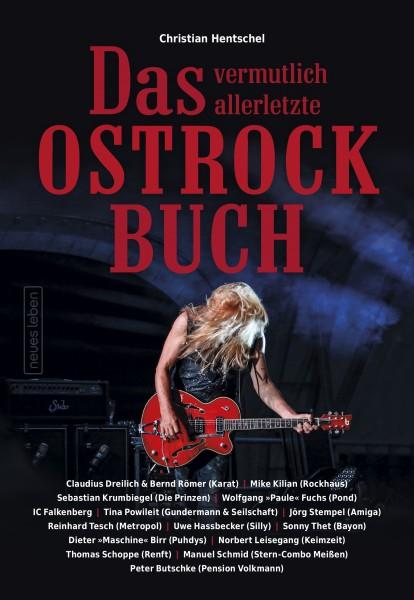 Das vermutlich allerletzte Ostrock-Buch