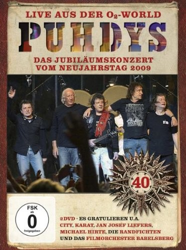 2-DVD Live aus der o2-World