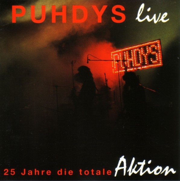 CD Live - 25 Jahre die totale Aktion