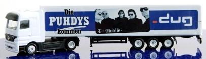 Miniatur-Truck Puhdys