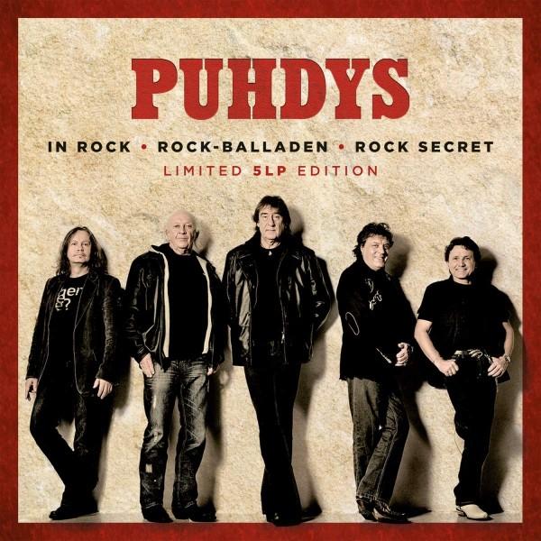 Vinyl-Box Rock & Balladen