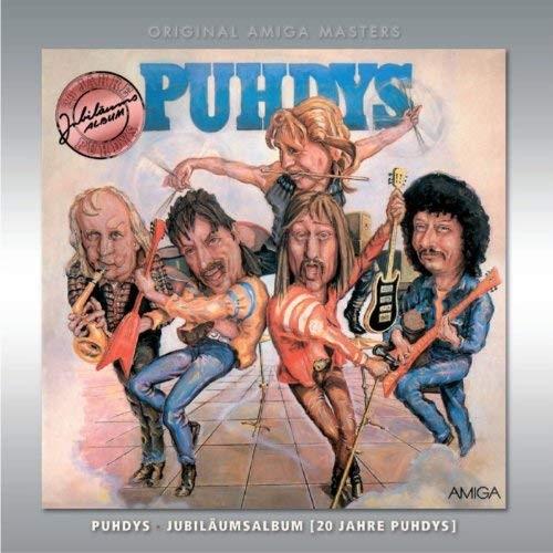 2-CD 20 Jahre Puhdys - Das Jubiläumsalbum