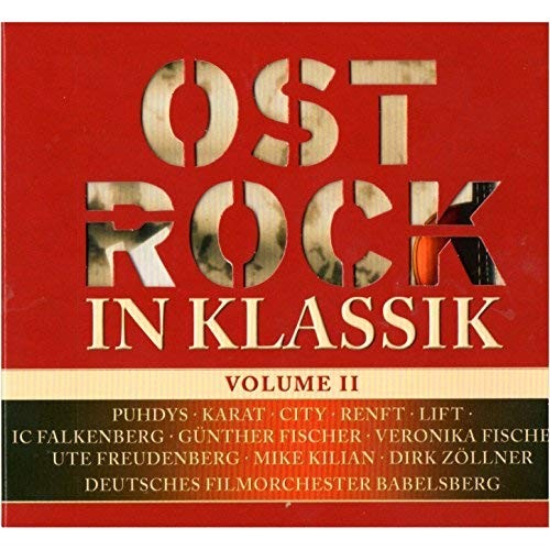 CD Ost Rock in Klassik Vol. 2