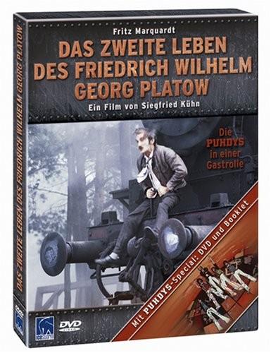 DVD Das zweite Leben des Friedrich Wilhelm Georg Platow + Puhdys-Special