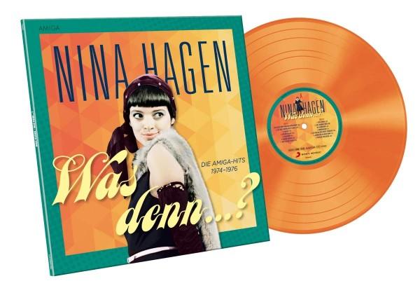 Vinyl Nina Hagen - Was denn ...? Die Amiga Hits