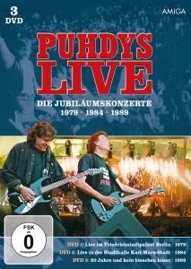 DVD-Box Die Jubiläumskonzerte