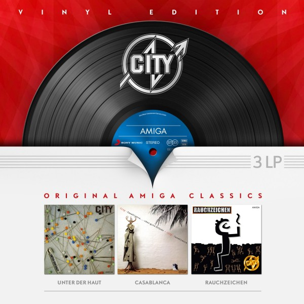 Vinyl Edition City (3LP)