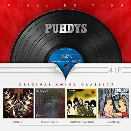 Vinyl Edition Puhdys (4 LP)