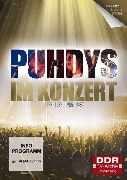 DVD Puhdys im Konzert