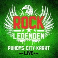 2-CD Rocklegenden Live