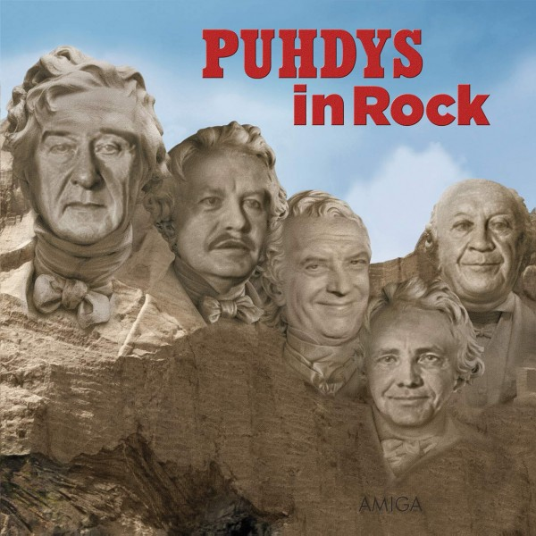 2-CD Puhdys in Rock